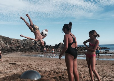 Jeux d'enfants ballons © Sophie Granger